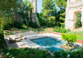 11 Bedrooms, Villa, Vacation Rental, 8 Bathrooms, Listing ID 1910, Roquebrune-Cap-Martin, French Riviera - Cote d\'Azur, France, Europe,