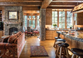4 Bedrooms, House, Vacation Rental, 5 Bathrooms, Listing ID 2186, Jackson Hole, Wyoming, United States,