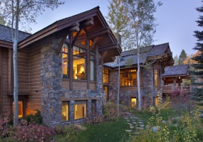 6 Bedrooms, House, Vacation Rental, 6 Bathrooms, Listing ID 2188, Jackson Hole, Wyoming, United States,