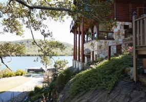 6 Bedrooms, Residence, Vacation Rental, 4 Bathrooms, Listing ID 2223, Hawkesbury River, New South Wales, Australia, South Pacific Ocean,