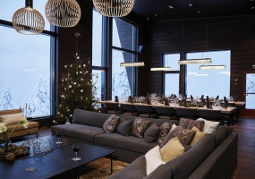10 Bedrooms, Lodge, Vacation Rental, 10 Bathrooms, Listing ID 2335, Lapland, Finland, Europe,