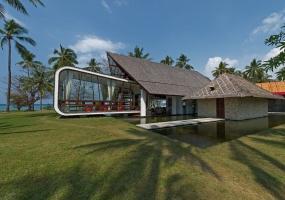 5 Bedrooms, Villa, Vacation Rental, Sira Beach, Sigar Penjalin, Tanjung (Nusa Tenggara, 5 Bathrooms, Listing ID 1141, Lombok, West Nusa Tenggara, Indonesia, Indian Ocean,