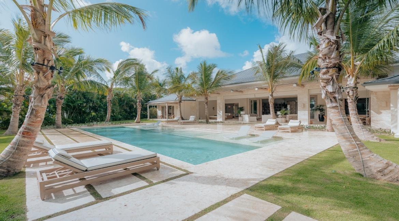 Punta Cana, 7 Bedrooms Bedrooms, ,7.5 BathroomsBathrooms,Villa,Vacation Rental,2506