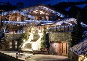 5 Bedrooms, Villa, Vacation Rental, 5 Bathrooms, Listing ID 1225, Megève, Auvergne-Rhone-Alpes, France, Europe,