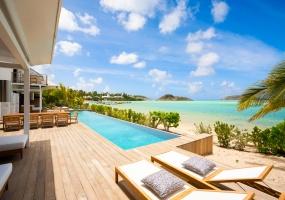 6 Bedrooms, Villa, Vacation Rental, 6 Bathrooms, Listing ID 1305, Grand Cul de Sac, Saint Barthelemy, Caribbean,