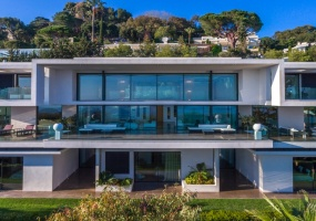 Villa, Vacation Rental, 8 Bathrooms, Listing ID 1318, Cannes, French Riviera - Cote d\'Azur, France, Europe,