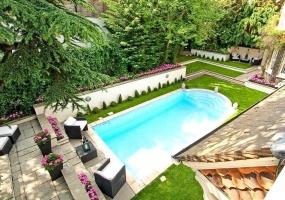 7 Bedrooms, Villa, Vacation Rental, Frognal, 7 Bathrooms, Listing ID 1319, Hampstead, London, England, United Kingdom,