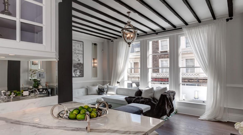 3 Bedrooms, Villa, Vacation Rental, 2.5 Bathrooms, Listing ID 1331, Westminster, London, England, United Kingdom,