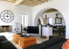 5 Bedrooms, Villa, Vacation Rental, 5 Bathrooms, Listing ID 1028, Cyclades, South Aegean, Greece, Europe,