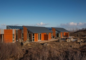 6 Bedrooms, Lodge, Vacation Rental, 6 Bathrooms, Listing ID 1365, Úlfljótsskáli, Iceland,