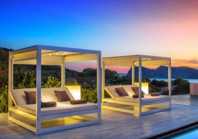 5 Bedrooms, Villa, Vacation Rental, 3 Bathrooms, Listing ID 1005, Tagomago Private Island, Balearic Islands, Spain, Europe,