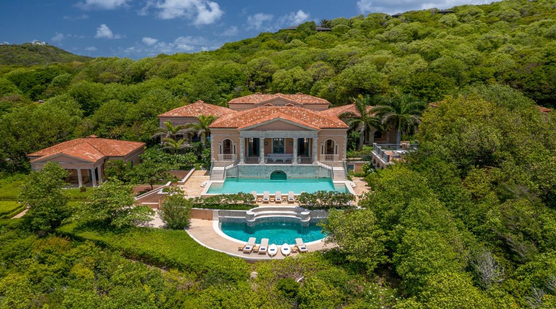 6 Bedrooms Bedrooms, ,6 BathroomsBathrooms,Villa,Vacation Rental,1574