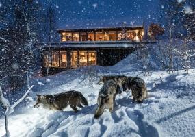Lodge, Lodge, Listing ID 1589, Bardu, Northern Norway, Norway, Europe,