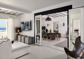 2 Bedrooms, Villa, Vacation Rental, Elia Beach, 3 Bathrooms, Listing ID 1630, Mykonos, South Aegean, Greece, Europe,