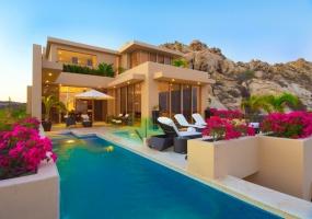 5 Bedrooms, Villa, Vacation Rental, 4.5 Bathrooms, Listing ID 1694, Los Cabos, Baja California Sur, Baja California, Mexico,