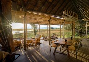 Lodge, Vacation Rental, Listing ID 1712, Liuwa Plain National Park, Western Province, Zambia, East Africa, Africa,