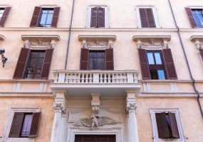 1 Bedrooms, Apartment, Vacation Rental, 2 Bathrooms, Listing ID 1733, Rome, Lazio, Italy, Europe,