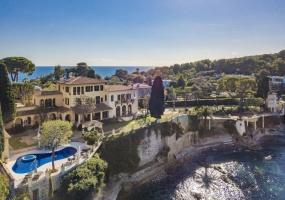 6 Bedrooms, Villa, Vacation Rental, 6 Bathrooms, Listing ID 1744, Saint-Jean-Cap-Ferrat, Alpes-Maritimes, France, Europe,