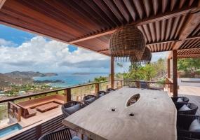 6 Bedrooms, Villa, Vacation Rental, 6 Bathrooms, Listing ID 1769, Petite Saline, Saint Barthelemy, Caribbean,