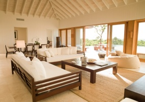 3 Bedrooms, Villa, Vacation Rental, Parrot Cay, 3.5 Bathrooms, Listing ID 1812, Parrot Cay, Turks and Caicos, Caribbean,