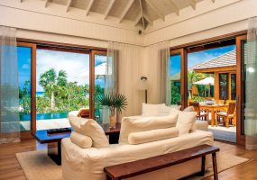 3 Bedrooms, Villa, Vacation Rental, Parrot Cay, 4 Bathrooms, Listing ID 1813, Parrot Cay, Turks and Caicos, Caribbean,